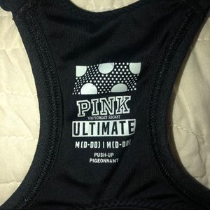 PINK Victoria's Secret Intimates & Sleepwear - VS PINK Ultimate Sports Push-Up Bra (M)